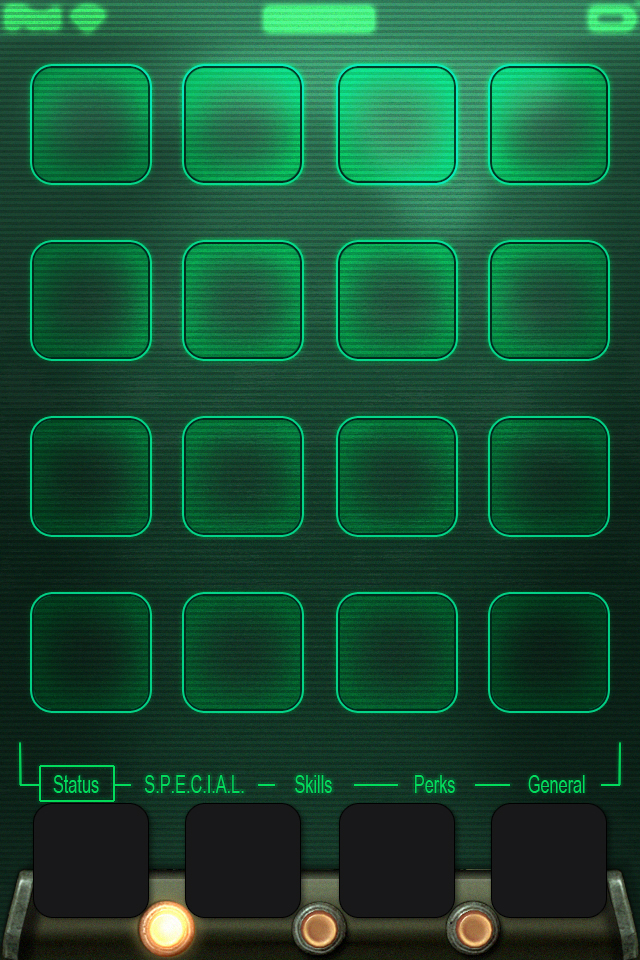 Fall Out Boy Iphone 6 Plus Wallpaper Fallout 3 Pip Boy Theme For Ipod Touch And Iphone By Neg