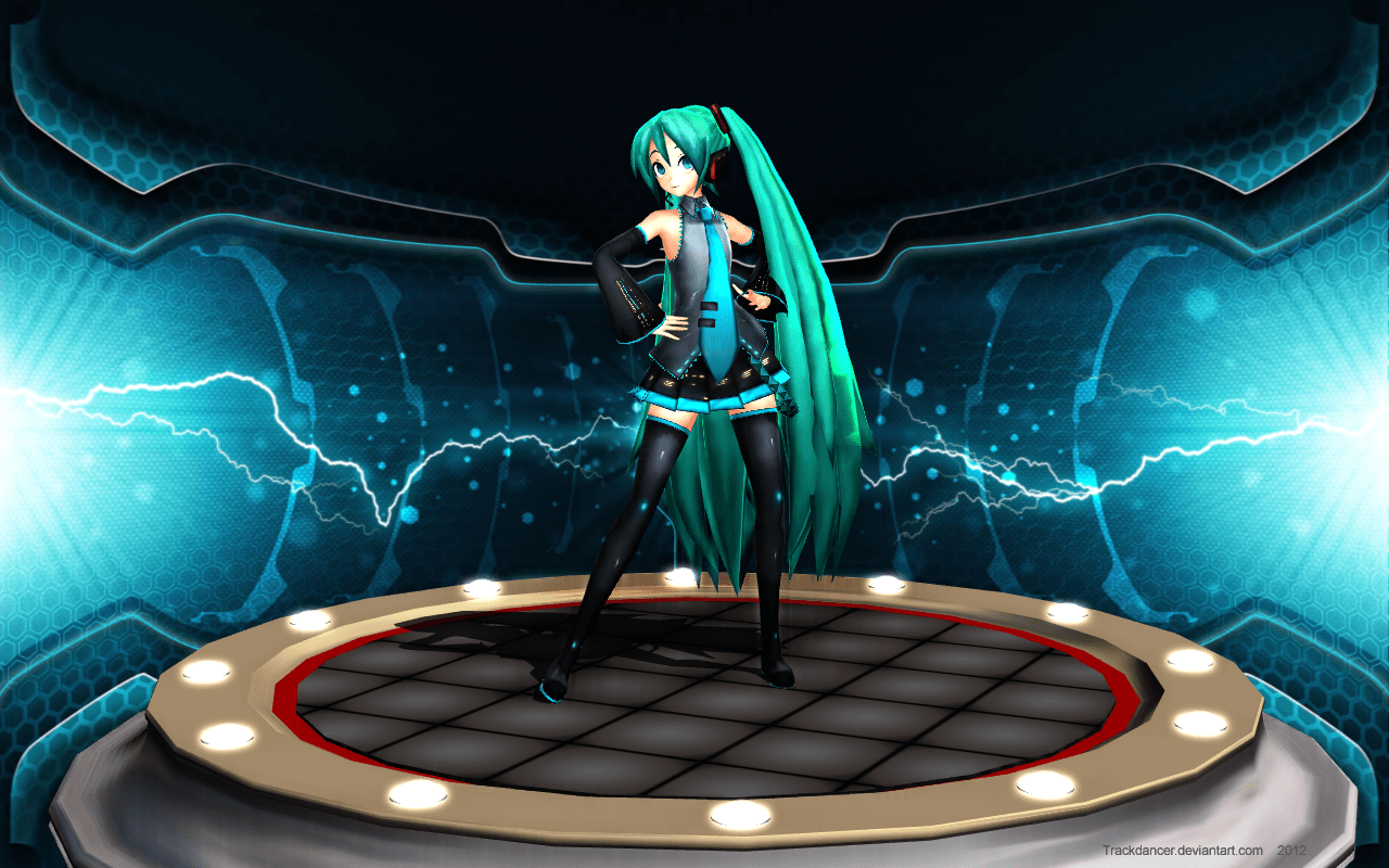 Free 3d Wallpaper Download For Mobile Mmd Hatsune San S Pedestal By Trackdancer On Deviantart