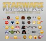 Star Wars Smileys Emoticons