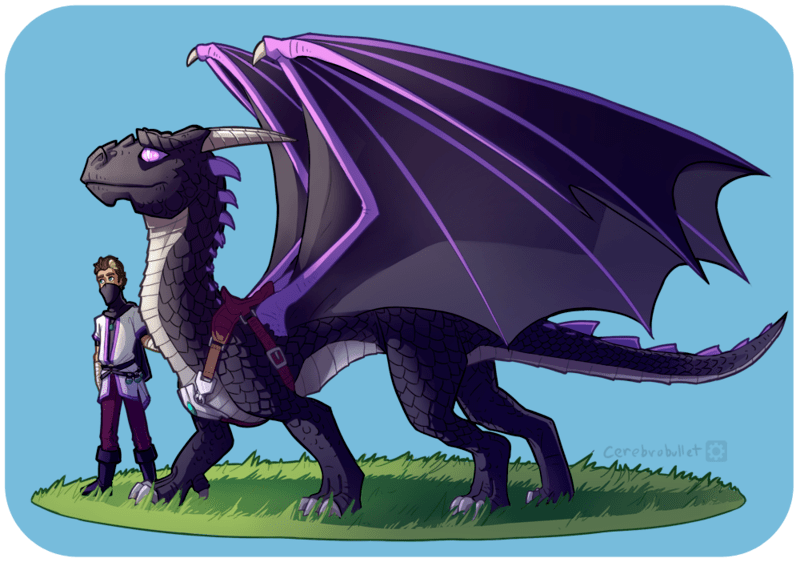 Minecraft Wallpaper Enderdragon Cute How To Train Your Ender Dragon Part One By Thaliakal On