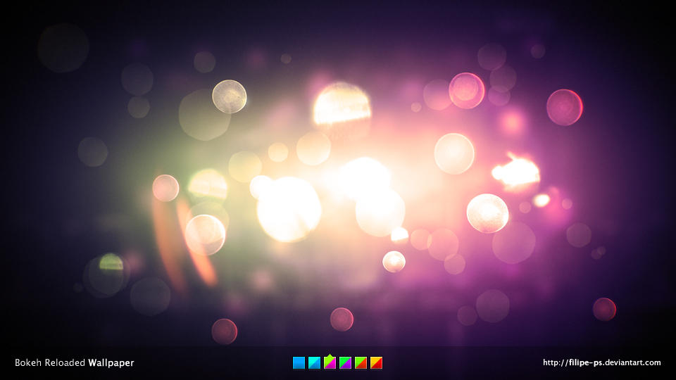 Bokeh Reloaded by filipe ps 10 Bokeh Wallpapers