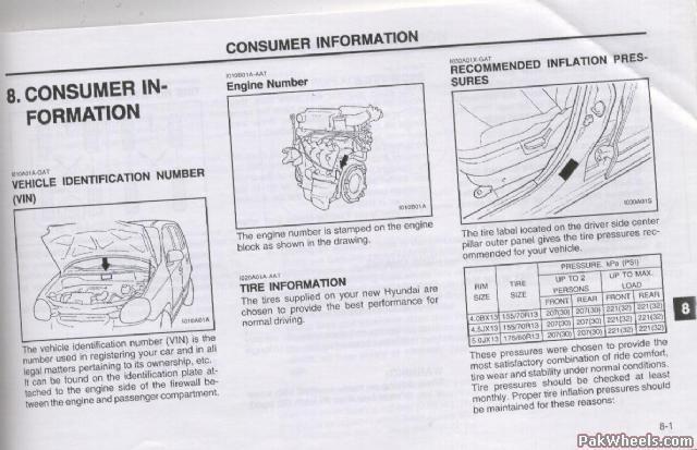 Good News Santro Users, Scanned User Manual - Hyundai/Kia