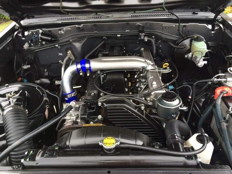 5L-E engine modification on Prado 2008 - Mechanical/Electrical