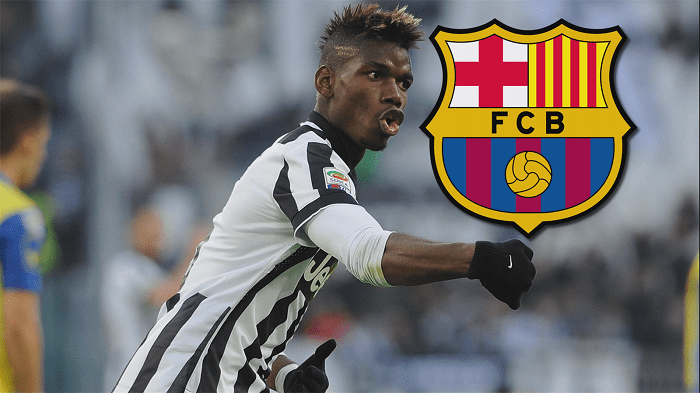 New sponsorship deal could help Barca sign Pogba