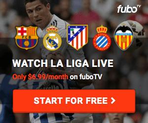 Watch LA LIGA LIVE