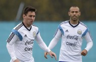 Messi says that Mascherano goes crazy sometimes