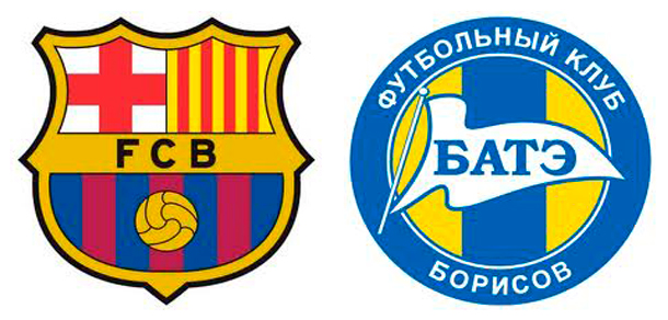 BATE Borisov will face FC Barcelona as League Champions