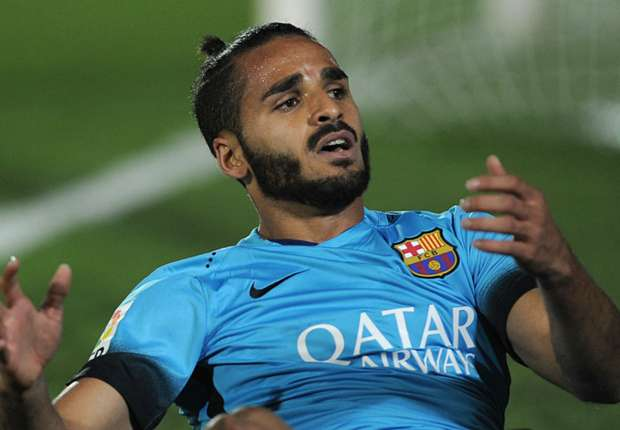 Douglas is out of action for eight weeks because of injury