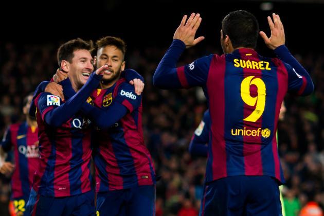 Suarez has Enrique backing