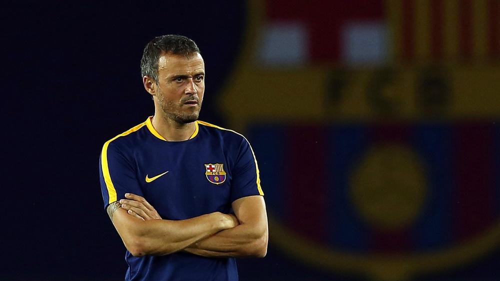 Enrique believes that Barca deserve more credit