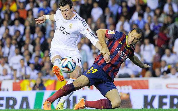 Referee claims pressure in upcoming Clasico