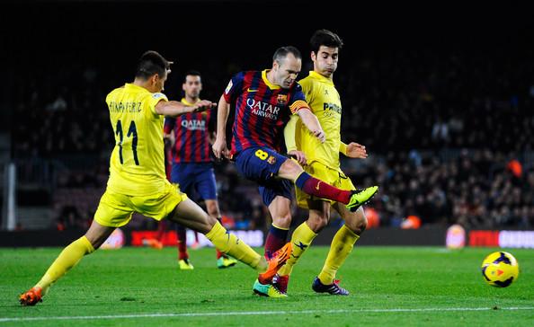 Villarreal-Vs-Barcelona
