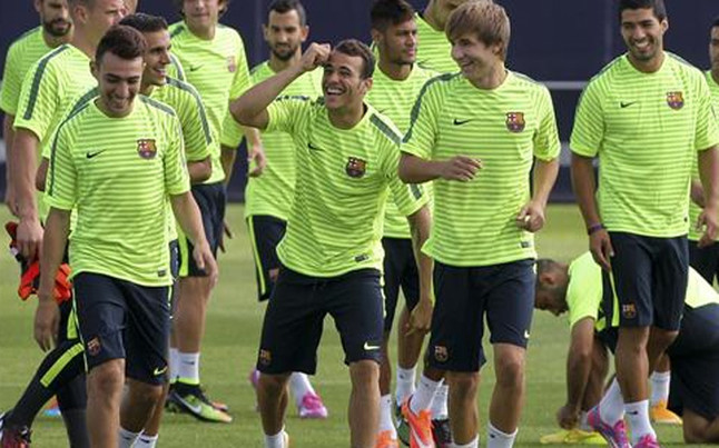 Preparing for Sociedad clash