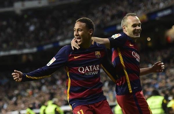 Neymar passes the dependent exam