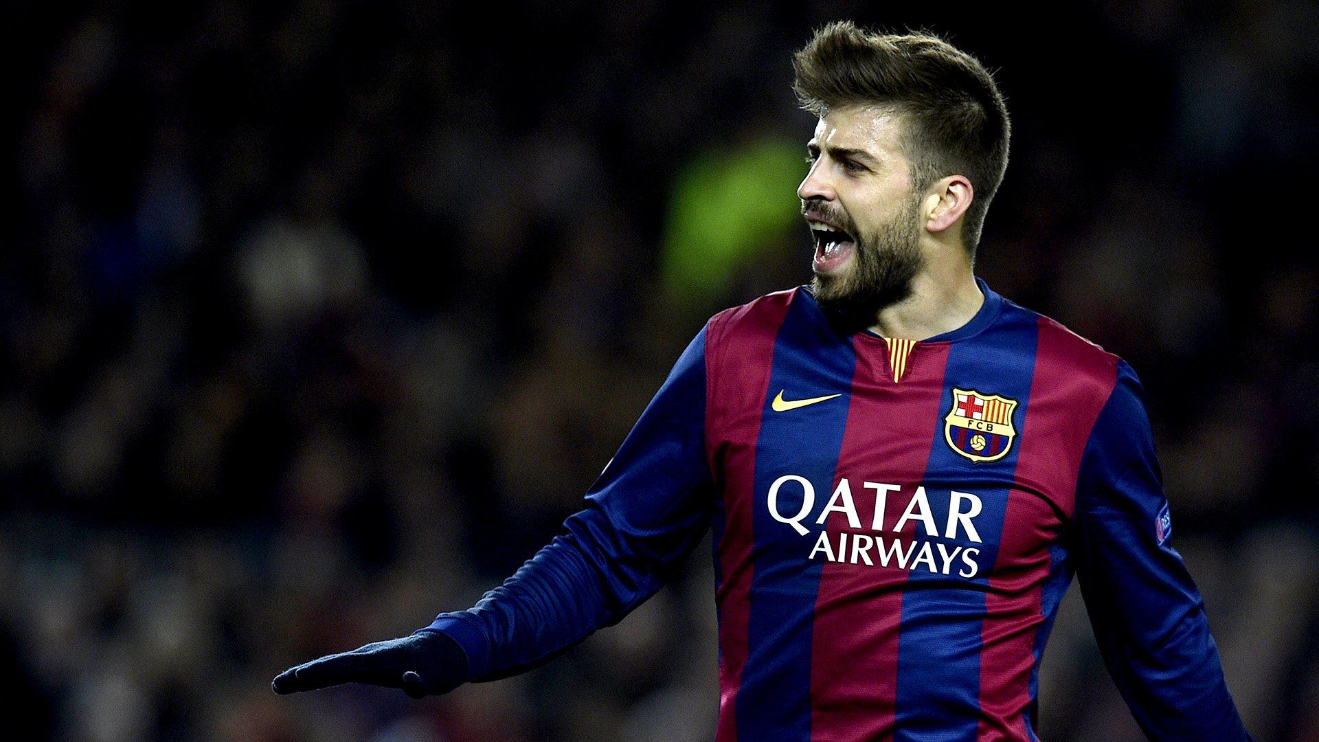 Pique will play his 200th match tonight
