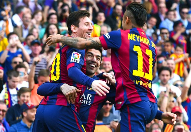 How the MSN rewrote Barça's history in 2015