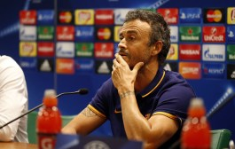 Luis Enrique: We'll play like there's no second leg