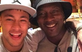 Neymar to be first footballer with own Air Jordans