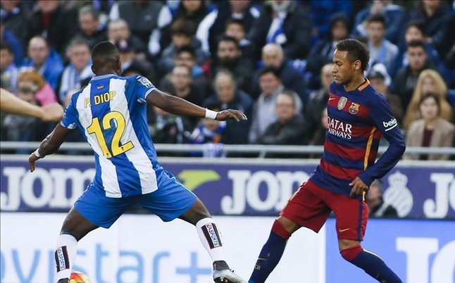 Barca to ask LFP about racist chants