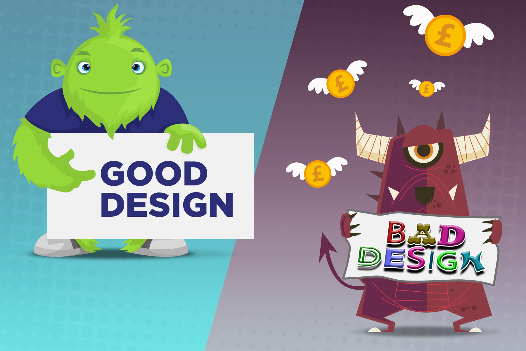 Bad Design Good Vs Bad Design Fcd
