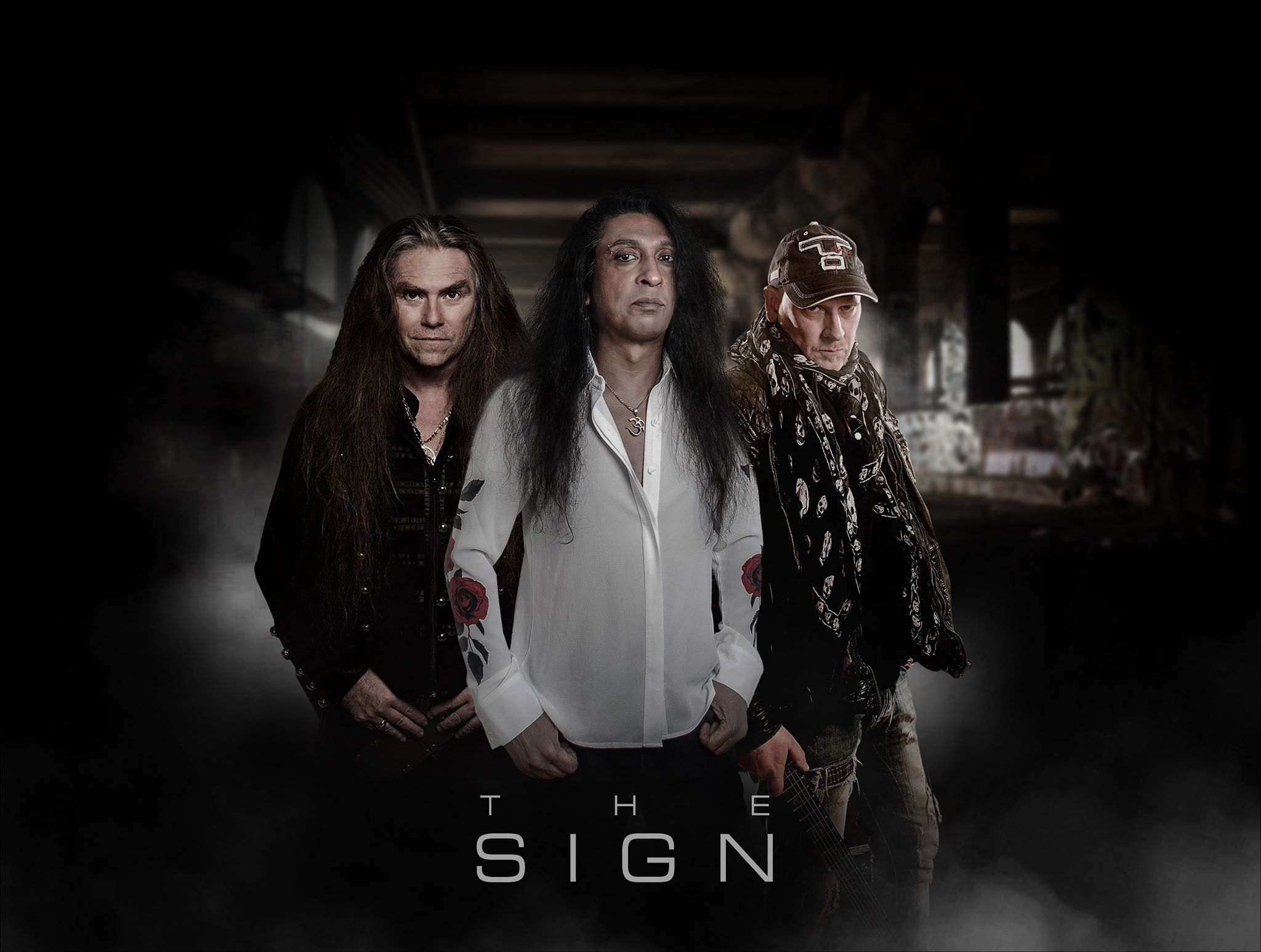Bad Modern Rock Bands Ex Hammerfall Firewind Members Form The Sign To Release