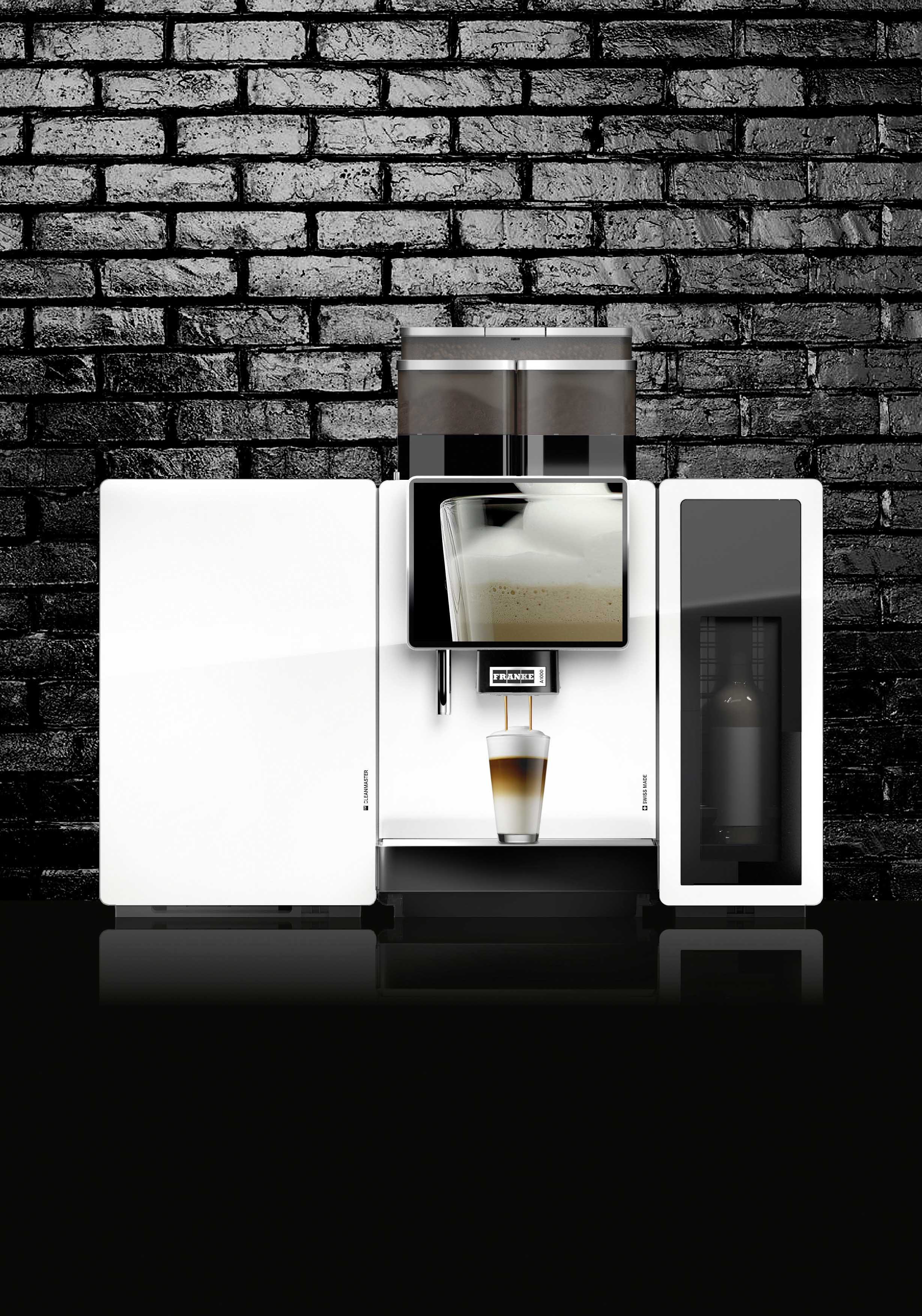 Franke Coffee Systems The New A1000 From Franke Coffee Systems The Next Level Of Luxury