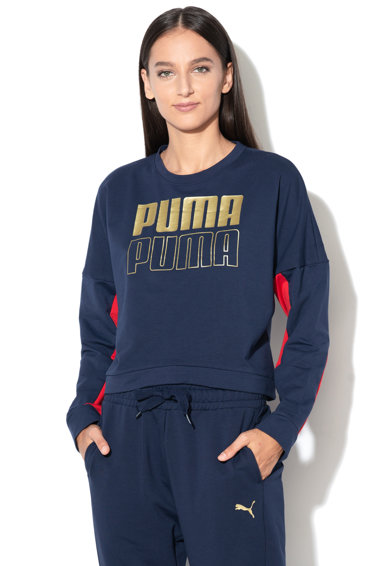 Bluza sport relaxed fit Modern Dry Cell Puma (852585-06 ...