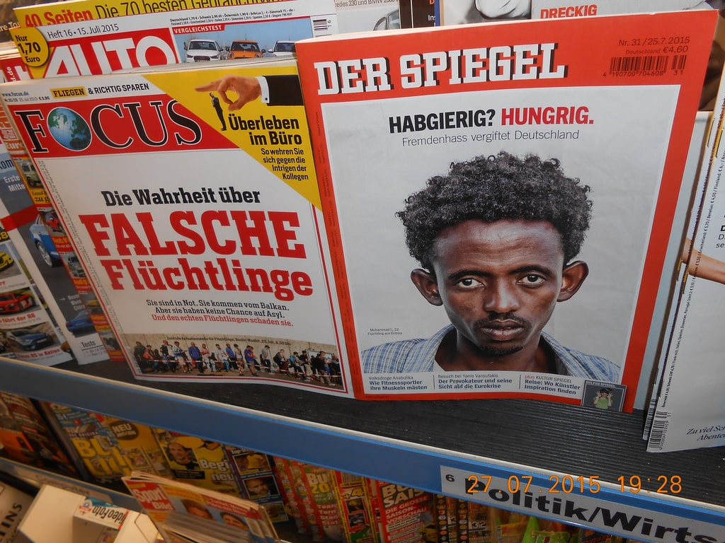 Spiegel-shop Fdd U S Ambassador Urges Inquiry Of German Magazine S Anti