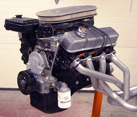 Ford FE Engines and Parts, 390, 428, 427