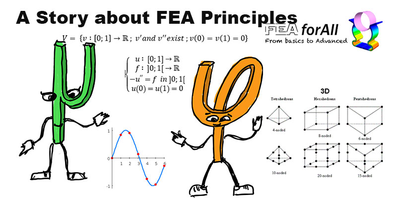 A Story about FEA principles