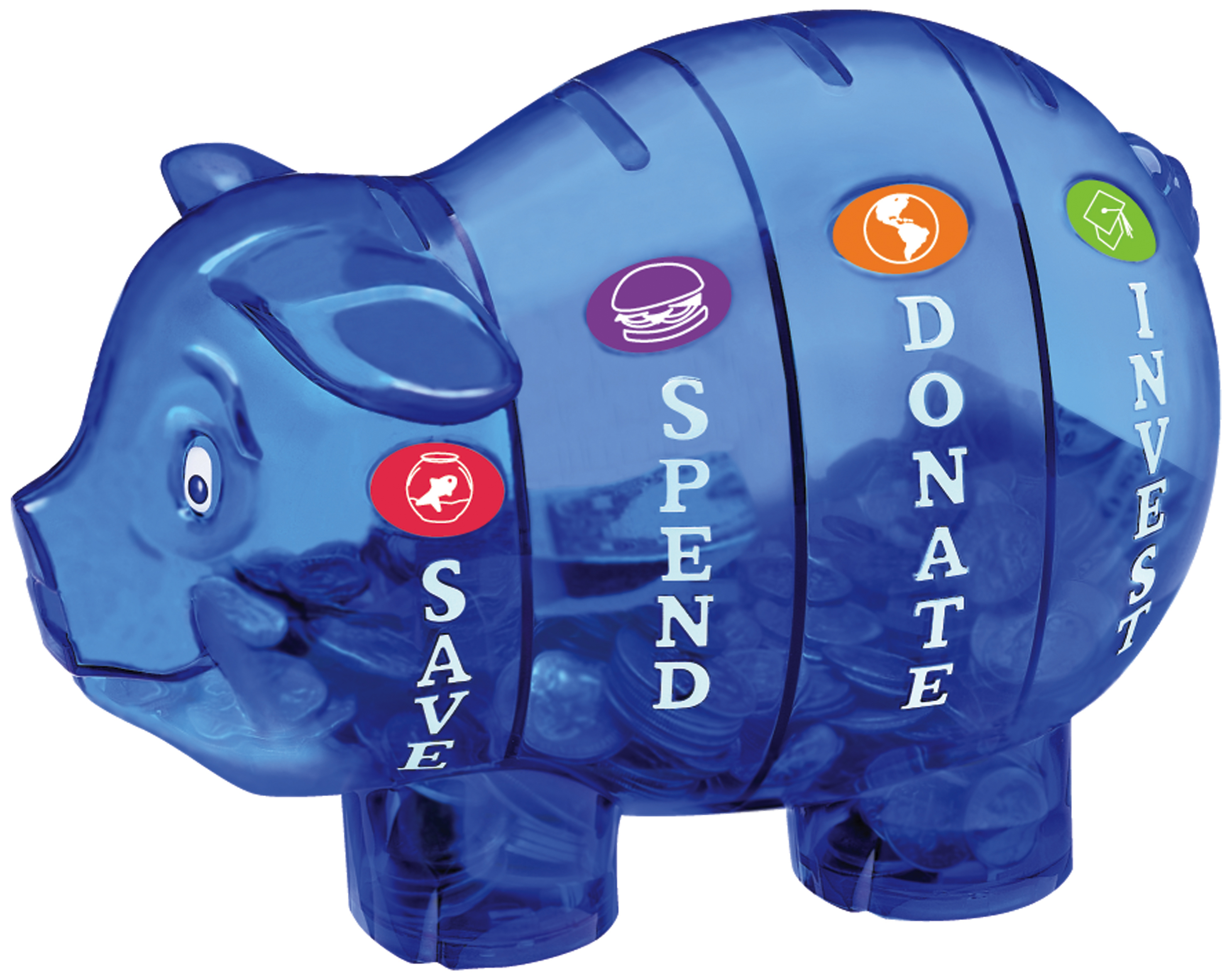 Money Bank For Kids Money Saving Pig Bank Fearless Ambition Magazine