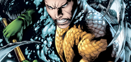 Picture 9 The New 52: Aquaman #1