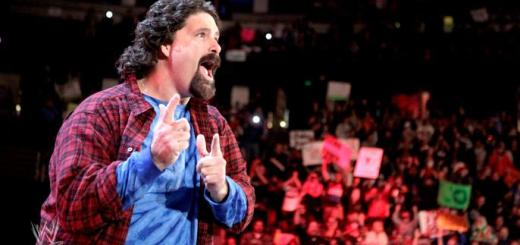 Mick Foley My Childhood Has Risen From the Grave
