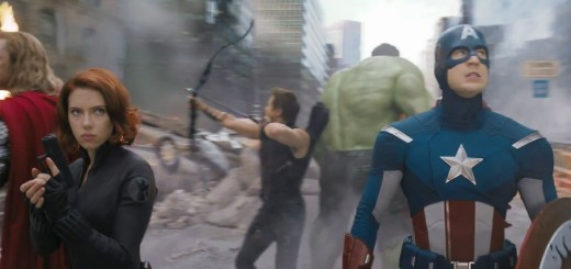 The Avengers Movie Review: The Avengers (2012)