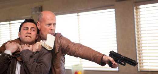 Looper Bruce Willis Joseph Gordon Levitt Movie Review: Looper (2012)