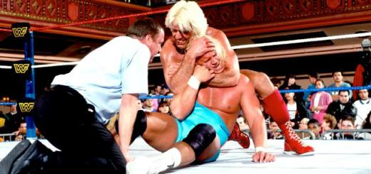 Mr Perfect Ric Flair Monday Night Means Wrestling: Ric Flair vs. Mr. Perfect (1/25/93)