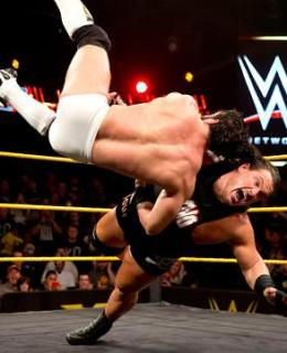 NXT Rhyno
