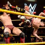 WWE NXT Finn Balor Brian Kendrick