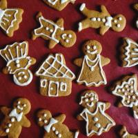 Gluten-Free, Vegan Gingerbread Men + A Cookbook Giveaway