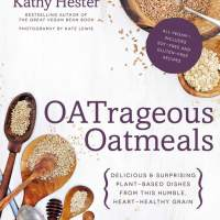 Oat-chata + A Cookbook Giveaway