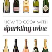 How to Cook with Sparkling Wine