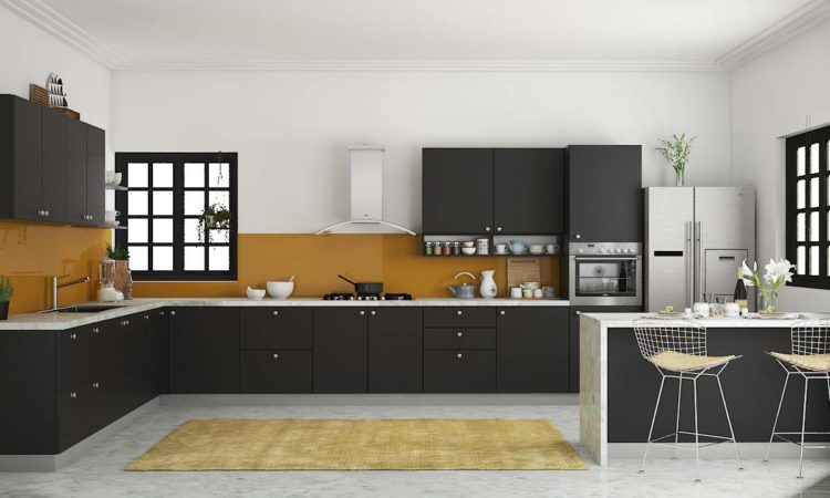 Find Cool L Shaped Kitchen Design For Your Home Now