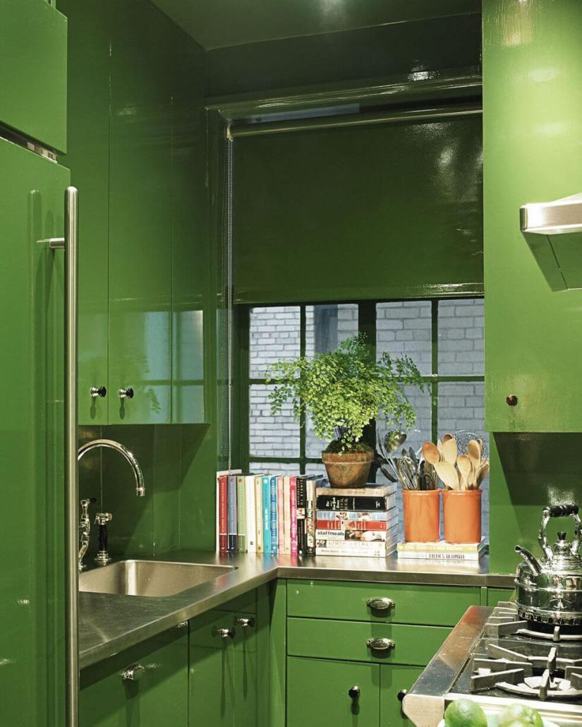 35 Popular Green Kitchen Ideas You Will Obsess Over
