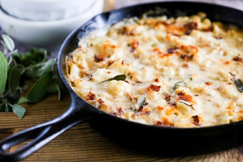 Cauliflower gratin 1111