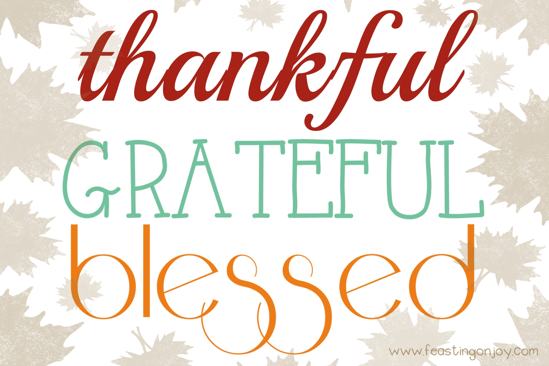 Word Of God Quotes Wallpaper Thankful Grateful Blessed Challenge Two Feasting