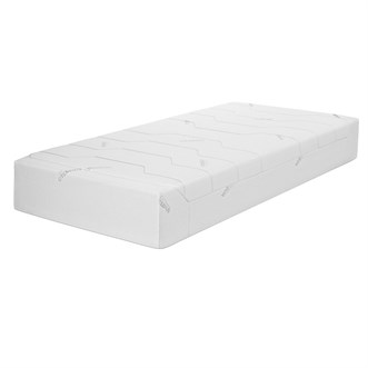 Tempur Fit Mattress Protector Feather Black