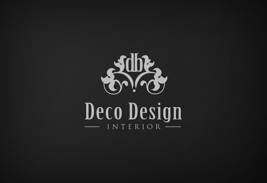 Logo for interior design business