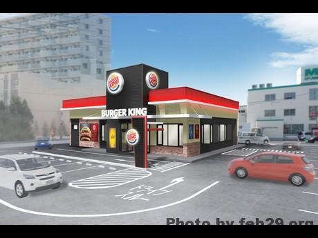 バーガーキング札幌店