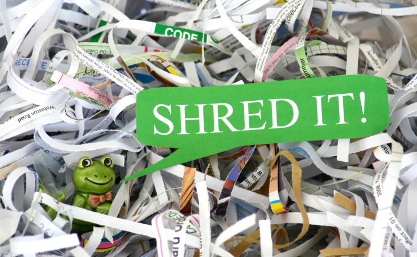 Improve Your Business' Confidentiality With Offsite Shredding