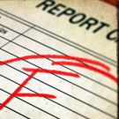 We hear constantly about how  F Report Card